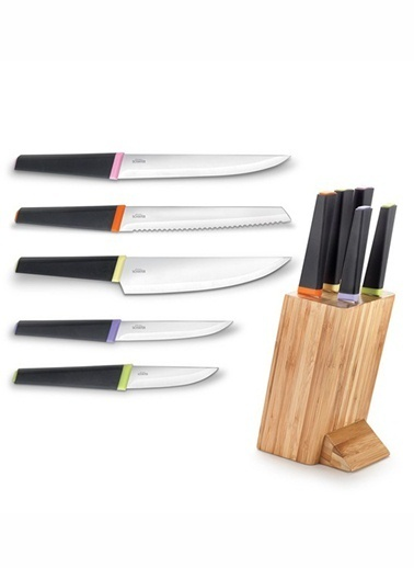 Solide 6 Parça Bıçak Seti-Schafer